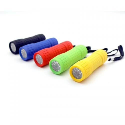 LED Tourch use AAA battery