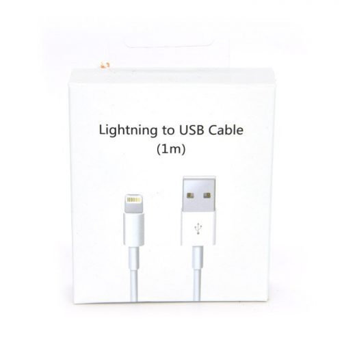 LIGHTNING USB CABLE