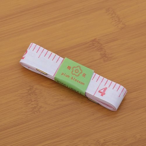 """Soft Ruler 1.5M 60"""" Measure Tape Sewing Tailor Body Measuring Tape Flexible"""